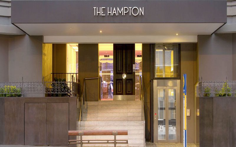 The Hampton National FM building management