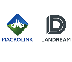 Macrolink Landream logo