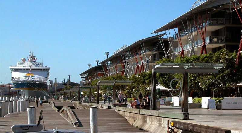King Street Wharf facilities management by National FM