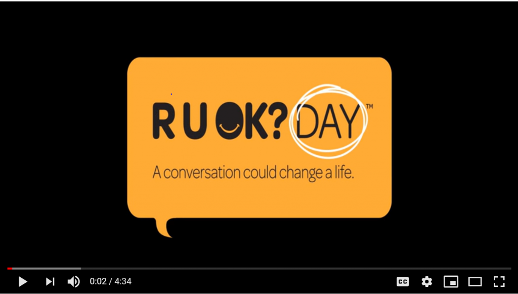 RUOK?Day for Havencab Property Group workers