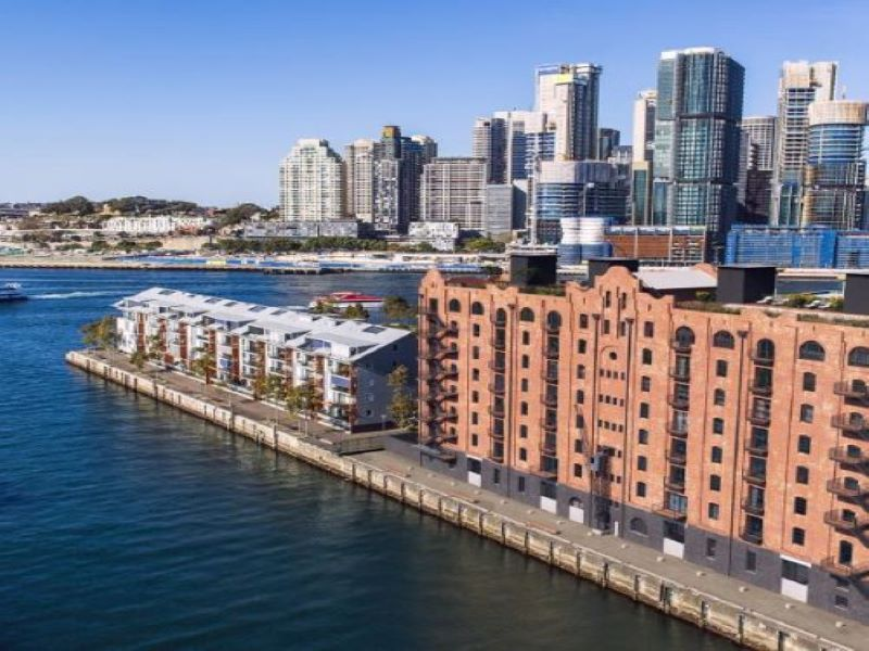 The Revy, Darling Island Pyrmont has retained National FM as the facilities management