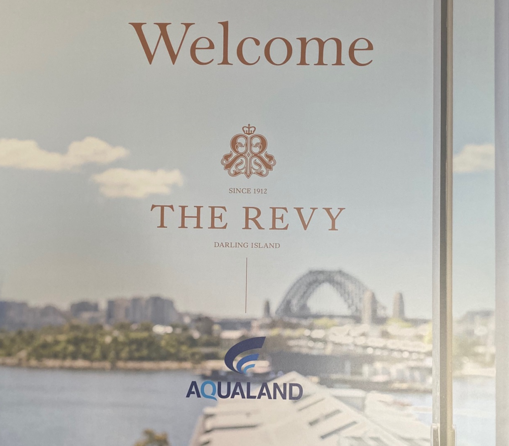 Congrats 🥂 to buyers enjoying the launch of Aqualand's Revy at Doltone House. National FM is the facilities management company chosen to manage this outstanding development.