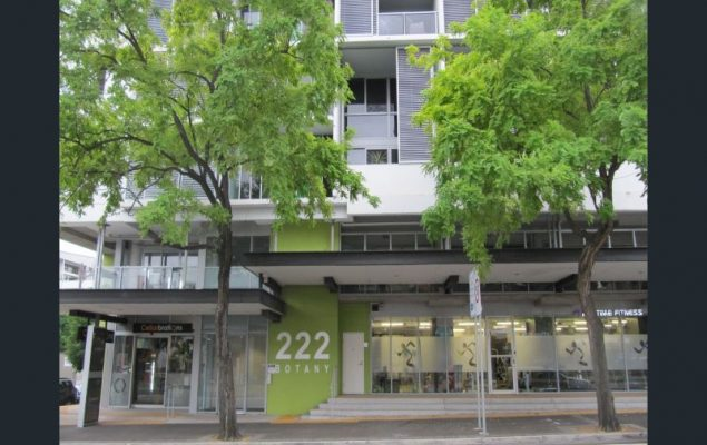 222 Botany Road, Alexandria has retained National FM as the facilities management