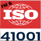 FM_ISO 41001 symbol